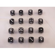 "WW2 Dice - US 101st Airborne ""Screaming Eagles"" Dice"