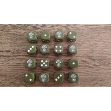WW2 Dice - French Adrian FR Logo Dice