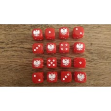 WW2 Dice - Polish Eagle Dice