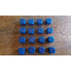 WW2 Dice - Free French Cross Dice
