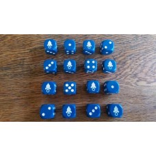 WW2 Dice - French Foreign Legion Dice