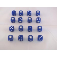 WW2 Dice - Nationalist China Kuomintang Dice