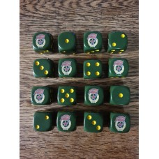 WW2 Dice - Soviet Guards Dice