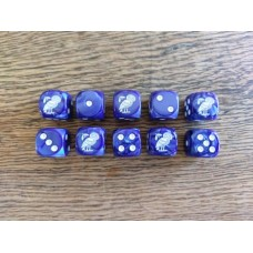 Ancients Dice - Athens Owl