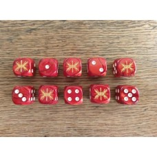 Ancients Dice - Roman SPQR