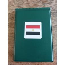 Arab Israeli War - Egypt UAR Card Wallet