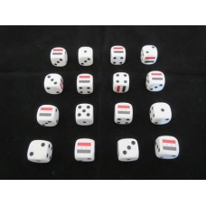Arab Israeli Dice - Egypt - UAR Dice
