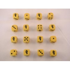 WW2 Dice - 2nd Gebirgsjager Division Dice