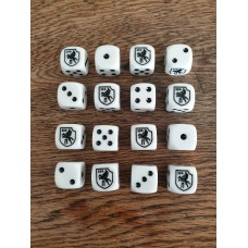 WW2 Dice - 352nd Infantry Division Dice