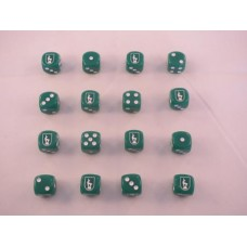 WW2 Dice - German 5th Gebirgsjager Division Dice