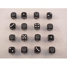 WW2 Dice - German 6th SS Gebirgsjager Division Nord Dice