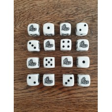 WW2 Dice - 716th Static Infantry Division Dice