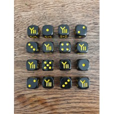 WW2 Dice - 9th Panzer Division Dice