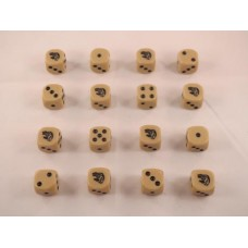 "WW2 Dice - Italian 132nd ""Ariete"" Armoured Division Dice"