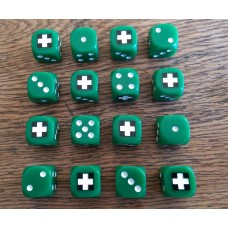 WW2 Dice - Generic Hungarian Cross Dice