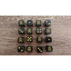 WW2 Dice - 4th Panzer Division Dice