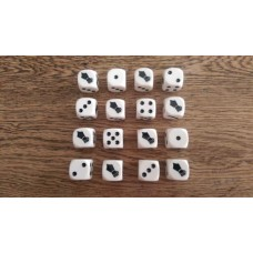 WW2 Dice - 78th Sturm Division Dice