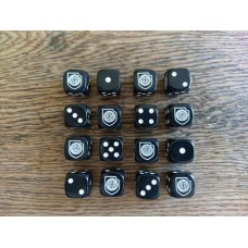WW2 Dice - 11th SS Panzergrenadier Division - Nordland Dice