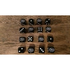 WW2 Dice - German 116th Panzer Division Windhund Dice