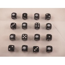 WW2 Dice - 12th Volksgrenadier Division Dice