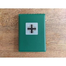 WWII Axis - Wehrmacht Card Wallet - 40 Page