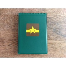 WWII Allies - US North Africa Star Card Wallet