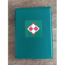 WWIII - WARSAW PACT POLISH Card Wallet - 40 Page