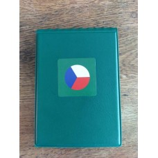 WWIII - WARSAW PACT CZECH Card Wallet - 40 Page