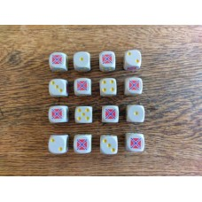 American Civil War - Confederate Dice