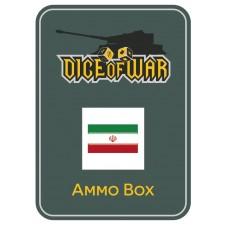 Iran Ammo Box - Dice Tin