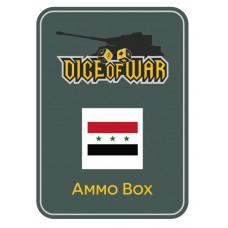 Iraq Ammo Box - Dice Tin