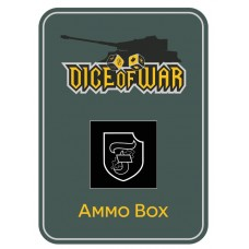 "10th SS Panzer Division ""Frundsberg"" - Dice & Tin Set"