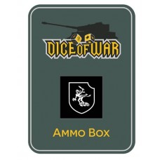 """11th Panzer """"Ghost"""" Division - Dice & Tin Set"""
