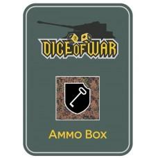 1st SS Panzer Division LSSAH (CAMO) Dice & Tin Set