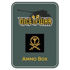 4th Panzer Division Dice & Tin Set