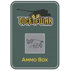 Schwere Panzer Abteilung 502 - Dice & Tin Set