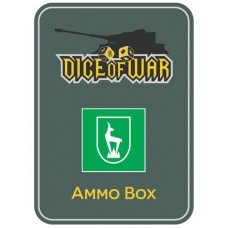 5th Heer Gebirgsjager Division Ammo Box - Dice Tin