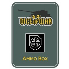 "5th SS Panzer Division ""Wiking"" Ammo Box - Dice Tin"