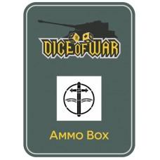 Schwere Panzerjäger-Abteilung 653 Ammo Box - Dice Tin