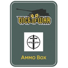 Schwere Panzerjäger-Abteilung 653 - Dice & Tin Set