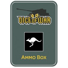 6th Australian Division Ammo Box - Dice Tin