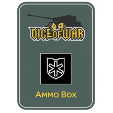 "6th SS Gebirgsjager Division ""Nord"" Ammo Box - Dice Tin"