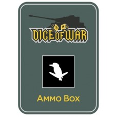 7th Australian Division Ammo Box - Dice Tin