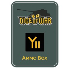 9th Panzer Division Dice & Tin Set