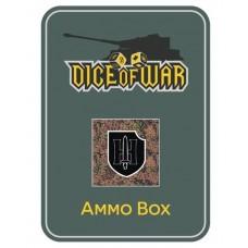 "9th SS Panzer Division ""Hohenstaufen"" (Camo) Ammo Box - Dice Tin"