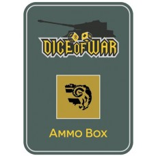 Italian 132nd Armoured Division Ariete Ammo Box - Dice Tin