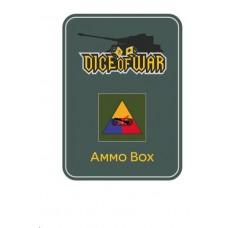 Generic US Armoured Division ALT - Dice & Tin Set