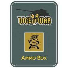 Italian Bersaglieri Ammo Box - Dice Tin