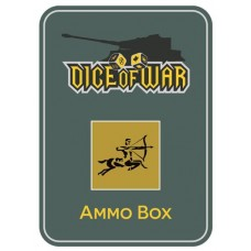 131st Armoured Division Centauro Ammo Box - Dice Tin