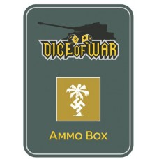 German DAK Ammo Box - Dice Tin